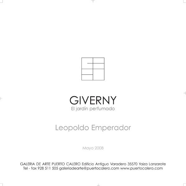 Catálogo Giverny